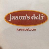 Photo taken at Jason's Deli by Jarred J. on 1/10/2014