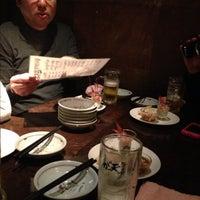 Photo taken at 心食道 がっ天 by Yoshihiro F. on 12/9/2012