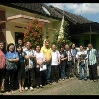 Photo taken at Seminari Alkitab Asia Tenggara (SAAT) by Cheung a. on 7/6/2015