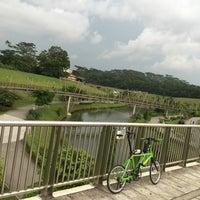 Photo taken at Kelong Bridge by Rick on 6/3/2016