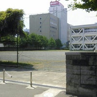 Photo taken at 青森市立橋本小学校 by Takeshi N. on 6/1/2014