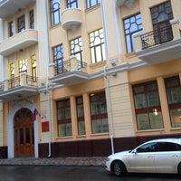 Photo taken at Пятнадцатый арбитражный апелляционный суд by *sugar with glass* on 4/13/2014