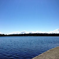 Foto tomada en Green Lake Loop  por Kate K. el 5/21/2013