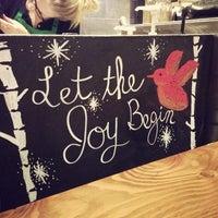 Photo taken at Starbucks by Kate K. on 12/19/2012