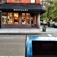 Photo taken at Bookmarc by Kate K. on 9/28/2012