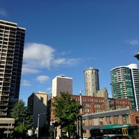 Photo taken at Downtown Seattle by Kate K. on 6/12/2013