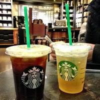 Photo taken at Starbucks by Kate K. on 1/29/2013