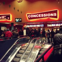 Photo taken at Regal Cinemas Meridian 16 by Kate K. on 12/26/2012