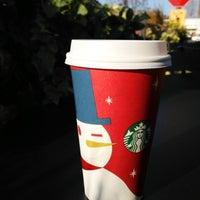 Photo taken at Starbucks by Kate K. on 11/9/2012