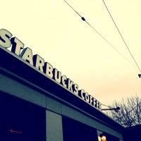 Photo taken at Starbucks by Kate K. on 3/20/2013