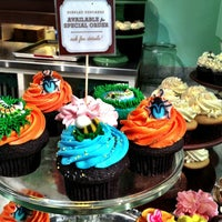Photo taken at Trophy Cupcakes by Kate K. on 5/19/2013