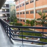 Photo taken at Facultad De Ciencias Juridicas y Politicas FCJP - Universidad De Carabobo by Heidi M. on 1/16/2014