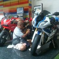 Photo taken at Vattana Motorsport by Santi S. on 10/29/2013