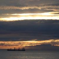 Photo taken at Dover Strait by Burak Ç. on 8/17/2017