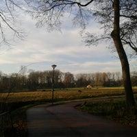 Photo taken at Park Vechtenstein by Lia V. on 12/12/2013
