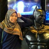 Photo taken at DC Comics Super Heroes by Nuril F. on 5/22/2016