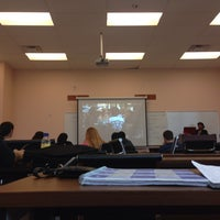 Photo taken at INTERNATiONAL MANAGEMENT  class by Vehbi K. on 2/20/2014