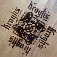 Photo taken at Krogh's Restaurant & Brew Pub by Krogh's Restaurant & Brew Pub on 10/1/2013