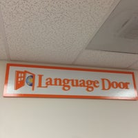 Photo taken at The Language Door by David G. on 8/7/2013 & The Language Door - Kearny Mesa - 7380 Clairemont Mesa Blvd Ste 202A