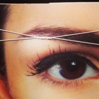Photo taken at Prime Brows Eyebrow Threading & Waxing Salon Spa by Ruby N. on 8/26/2014