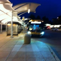 Photo taken at West Falls Church-VT/UVA Metro Station by Vahid O. on 9/17/2012