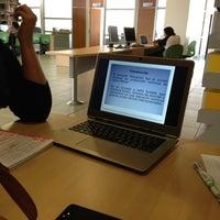 Foto tomada en Biblioteca Central UCN por Antonio C. el 5/17/2013