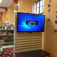 Photo taken at Bridgeport Public Library Teen Cafe by Bridgeport Public Library -Teen Cafe on 10/11/2013