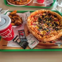 Photo taken at Sbarro by Emre D. on 6/9/2017