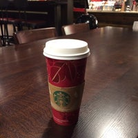 Photo taken at Starbucks by Jeffrey M. on 11/15/2013