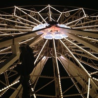 Photo taken at Giant Wheel by Laura S. on 10/21/2012