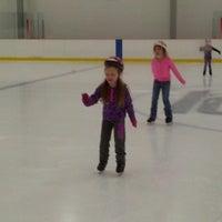 Photo taken at Columbus Ice Rink by Jeffrey M. on 12/2/2013