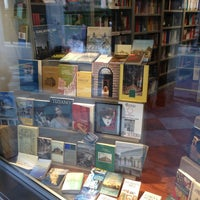 Photo taken at Libreria Traverso by Giovanni R. on 4/15/2013