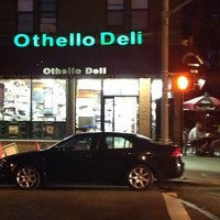 Photo taken at Othello Deli by Incog N. on 9/22/2013