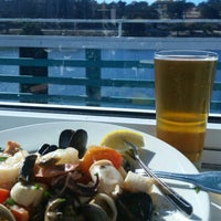 Photo taken at Abalonetti Seafood Trattoria by Nancy W. on 9/23/2015