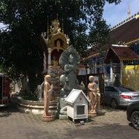 Photo taken at Wat Uppakut by Thitisak T. on 7/7/2017