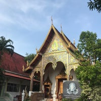 Photo taken at Wat Pa Tan by Thitisak T. on 5/20/2017