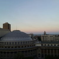 Photo taken at Novosibirsk Marriott Hotel by Артем П. on 6/20/2014