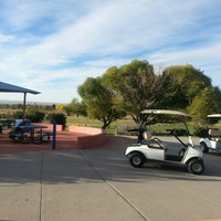 Photo taken at Arroyo Del Oso Golf Course by Max H. on 10/23/2013