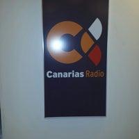Photo taken at Canarias Radio La Autonomica by Orquesta Tamarindos @. on 2/27/2014