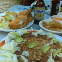 "Photo taken at Restaurante De Mariscos ""Loredos"" by Marysol S. on 1/6/2016"