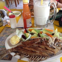 "Photo taken at Restaurante De Mariscos ""Loredos"" by Marysol S. on 5/17/2015"