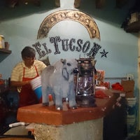 Photo taken at El Tucson by Antonio T. on 7/6/2014
