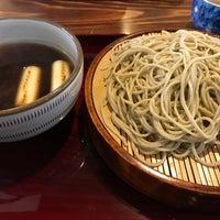 Photo taken at 十割蕎麦 よし松 by Ryoji M. on 2/26/2017