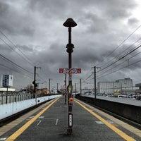 Photo taken at 丹波口駅 (Tambaguchi Sta.) by 泰紀 玉. on 12/22/2012