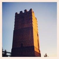 Photo taken at Campagna by Hotel Carlton Ferrara on 11/25/2013