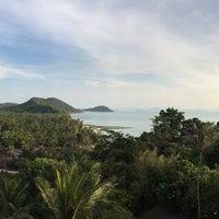 Photo taken at Air Bar · InterContinental Samui Baan Taling Ngam Resort by Konstantin M. on 5/1/2016