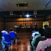 Photo taken at Gedung IV FIB by Rahmat A. on 12/9/2013