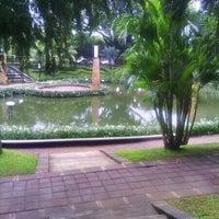 Photo taken at Taman Ayodya by Rahmat A. on 2/9/2014