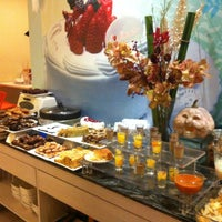 Photo taken at Love Desserts by Bo on 10/23/2012