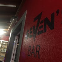 Photo taken at Seven's by Pedro F. on 9/1/2017